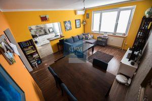 Na predaj krásny, slnečný 3 izbový byt v Petržalke