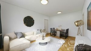 DELTA | 3 izbový byt v pôvodnom stave, Jadrová ul., Ružinov, 84 m2