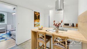 DELTA | Jedinečný 2 izbový byt s predzáhradkou, Martinengova, Horský park - Staré Mesto, 45 m2