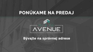 4 izbový byt Žilina-Hájik predaj