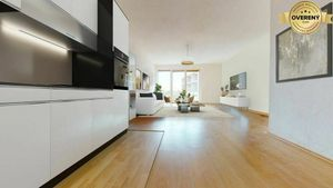 82 m2- KOLIBA - Krásna lokalita a priestranný svetlý byt