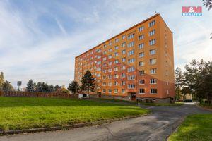 Prodej bytu 1+1, 30 m², OV, Chomutov, ul. Borová