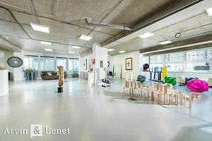 Arvin & Benet | Priestranný loft s veľkými možnosťami využitia