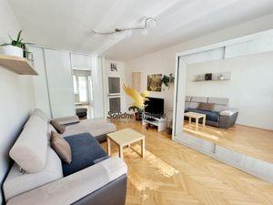 Exkluzívne; Dispozične zaujímavý 2,5 izbový byt, Fončorda