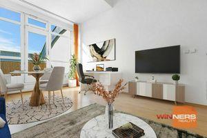 1-izb.mezonet 30m2 -8m2-balkón - Nový Ružinov