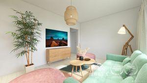 DELTA | 2 izbový byt s lodžiou a parkovaním, Bratislava, Vajnorská ul.