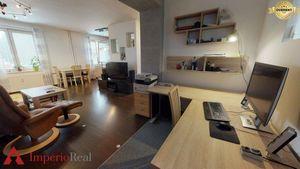 Zrekonštruovaný priestranný  2 izbový byt
