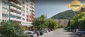 Hľadám 1 izb. byt , rozlohou 41 m2 v Radvani - Banská Bystrica
