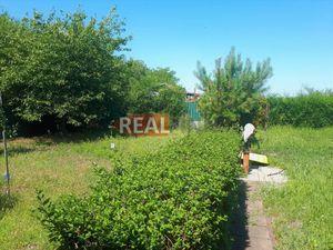 REALFINN EXKLUZÍVNE PREDAJ - záhrada v záhradkárskej oblasti Ozón pri Nových Zámkoch