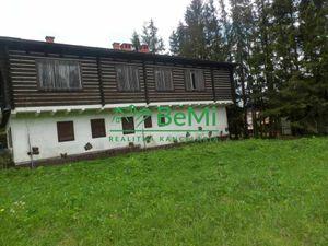 Predaj investičnej chaty v pôvodnom stave na Donovaloch