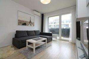 PRENÁJOM - Moderný 1i byt, novostavba, Slnečnice, Petržalka