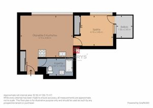 2 izbový byt Bratislava IV - Dúbravka predaj
