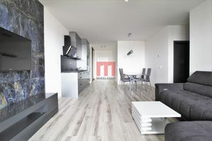 Na prenájom úplne nový 2 izbový byt s veľkou loggiou na Tehelnom poli