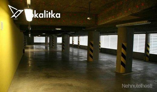 PREDAJ: parkovacie státie  BA - Nove Mesto., Tri veže, Bajkalská ul. ID1106