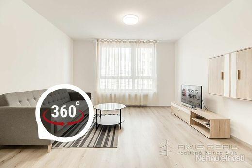 AXIS REAL:: Moderný 2-izb. byt, LODŽIA, KLIMA, GARÁŽ, BA II. Ružinov