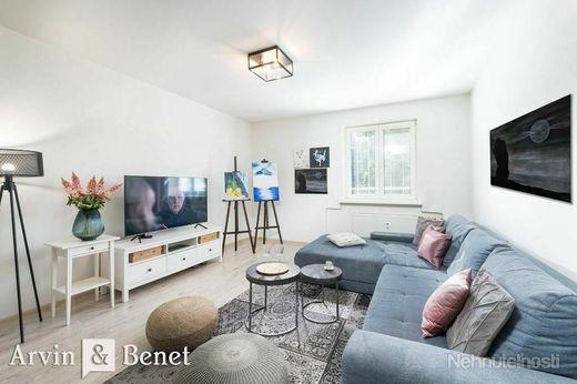 Arvin & Benet   Moderný a priestranný 2i byt v tichom prostredí plnom zelene - obrázok