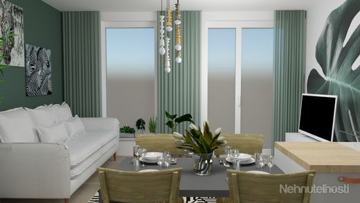 2 - IZBOVÝ byt v novom projekte OPÁL JAROVCE