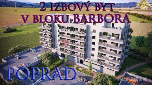 Novostavba 2-izbový byt Poprad-Nový Juh - obrázok