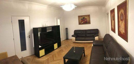 Prenájom 3 izbový byt, Bratislava - Ružinov, Exnárova ul. - obrázok