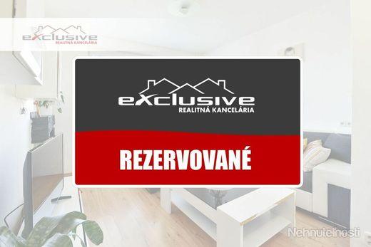 REZERVOVANÉ - 3-IZB.BYT-UHEROVA,POPRAD,LOGGIA,7/8 P - obrázok