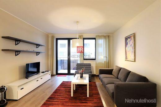HERRYS - Na predaj krásny 2 izbový byt v novostavbe Blumentál s garážovým státím v Starom Meste - obrázok