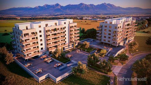 5. PODLAŽIE, 2-izbový byt s balkónom M5G na 5. podlaží, BYTOVÝ DOM MERŤUKY - obrázok