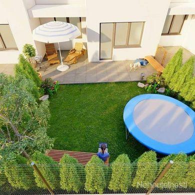 2-izb. byt s 25m2 terasou pod Šibeňou horou