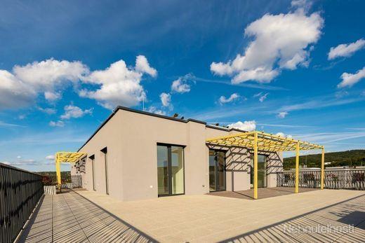 Predaj slnečný 5 izbový byt so strešnou terasou, v novostavbe Kolísky k nasťahovaniu - obrázok