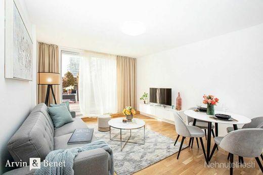 Arvin & Benet | Kompletne zariadený, slnečný 2i byts nadštandardnou terasou - obrázok