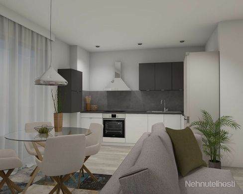 4 - IZBOVÝ byt s  KUCHYNSKOU LINKOU V CENE BYTU v projekte NOEMIS Stupava