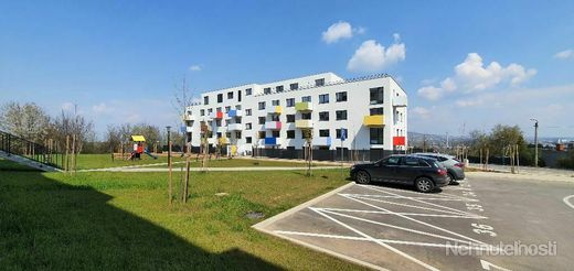 Exkluzívne PNORF –  novostavba 2i bytu, 44,57 m2, balkón, pivn. kobka, gar. státie, Zelené dvory