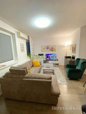 PREDAJ - 1,5-izbový byt na Cementárenskej ulici