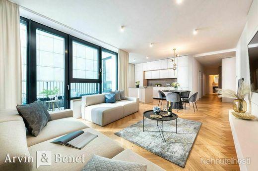 Arvin & Benet | Luxusný štýlový byt v River Parku - obrázok