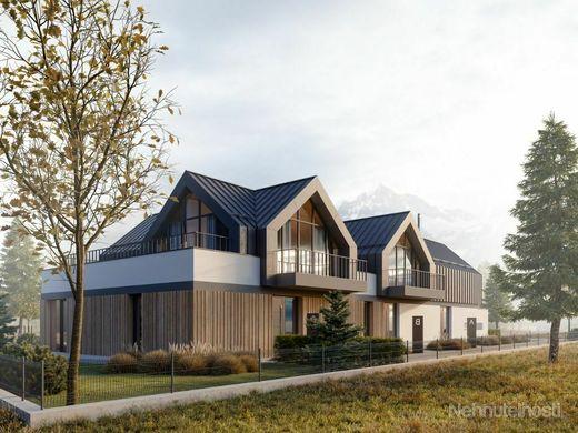 Arvin & Benet | Luxusný apartmán s výhľadmi na Vysoké Tatry pre náročného klienta - obrázok