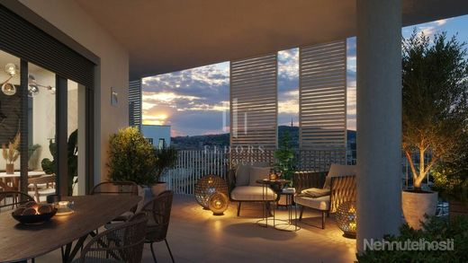 Veľkometrážny penthouse s terasou vo vysokom štandarde - obrázok