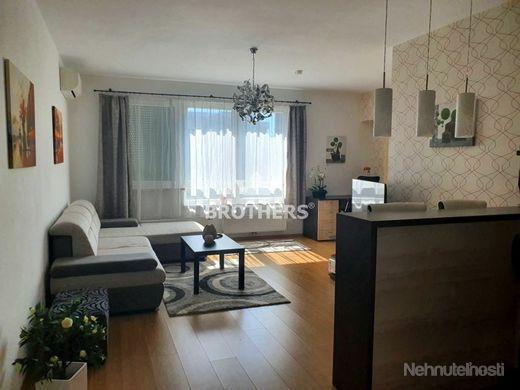 Perla Ružinova – Svetlý, klimatizovaný 2i byt, 55m2, vyhradené garážové státie