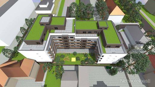 Posledný 1 izbový byt s veľkou terasou v centre mesta