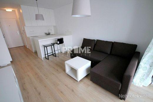 Šikovný 1i byt v novostavbe, loggia, Milečova ul. - oproti OC Central, Ružinov - Nivy