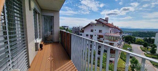 + ŽIADNA PROVÍZIA REALITKE + Klimatizovaný, ÚPLNE NOVÝ  3i. byt S JEDINEČNÝM VÝHĽADOM pri Horskom pa - obrázok
