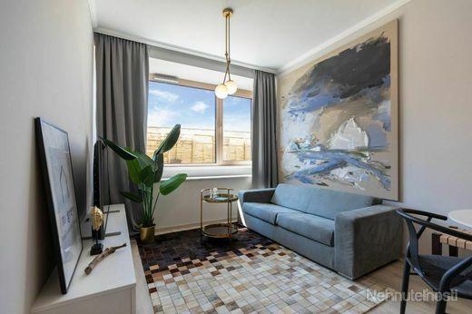 -REZERVOVANÉ- Krásny a kompletne zariadený byt v novostavbe Vajnorská 21, možnosť odpočtu DPH