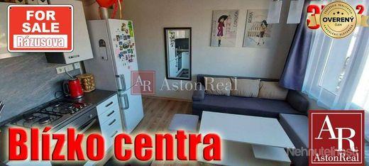 PREDAJ: 1 Izbový byt, Rázusova ulica, Brezno, 37m² - obrázok