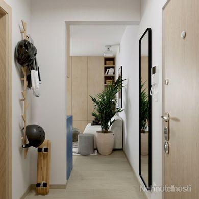 Posledné byty na predaj!  1-i byt (č.28/4.poschodie) v novostavbe Kúty - obrázok
