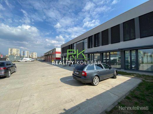 RealityKolesár prenajíma obchodný priestor Jarmočná 130 m2