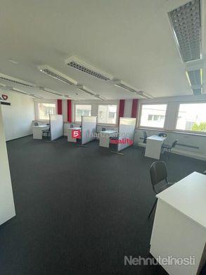 Prenájom kancelárie 120m2 Ružinov