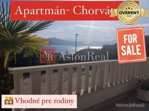 EXKLUZÍVNE: Na predaj apartmán v Chorvátsku-Trogir-Čiovo-Miševac 2
