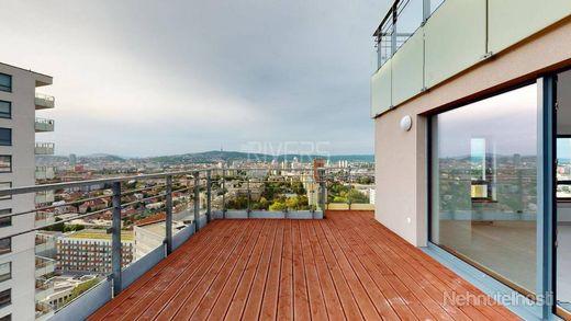 Veľkorysý inteligentný byt s terasou (3D virtuálna obhliadka) - obrázok