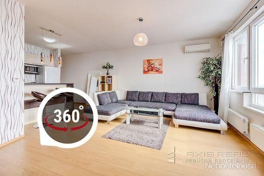 AXIS REAL:: 2-izbový byt, PARKING, BA II. Ružinov, Kaštieľska ul.
