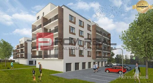 Na predaj 3 izbový byt v novom projekte Byty Rozálka Pezinok - byt 4E
