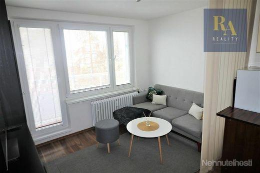 Prenájom zrekonštruovaného a zariadeného bytu s loggiou Hliny 5 - obrázok
