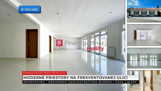 Obchodné priestory, novostavba 132 m2, Šaľa + 3D